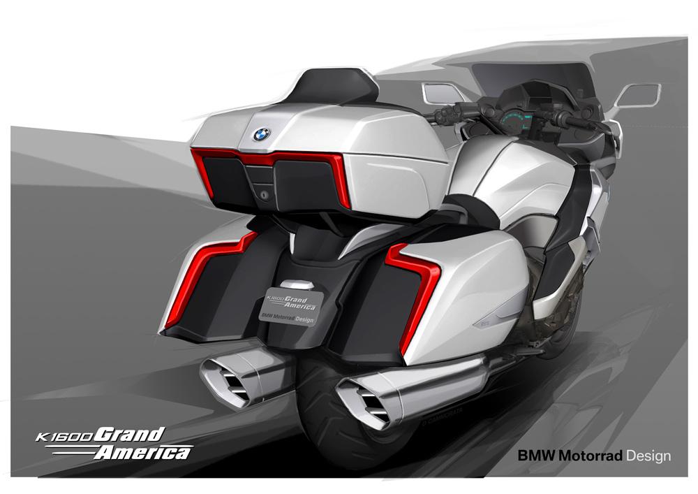 BMW Grand America