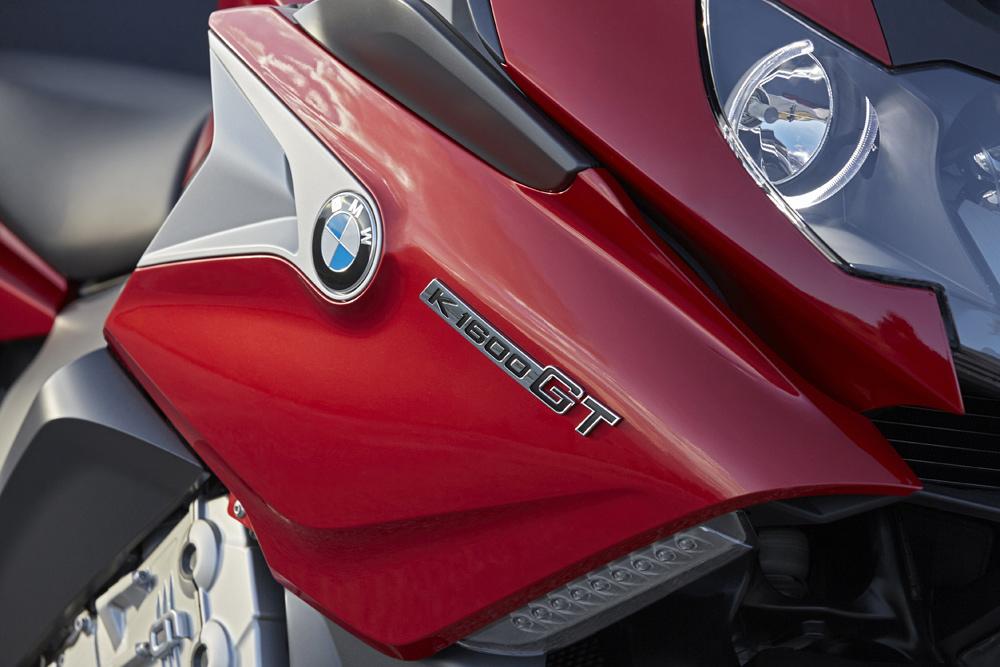 BMW K1600GT